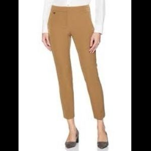 Adrianna papell bi stretch Kate fit pants